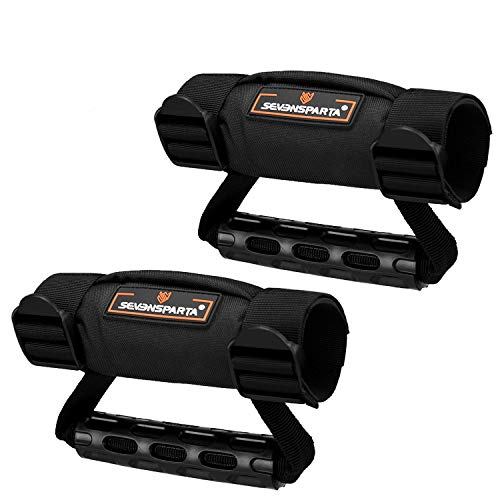 - Seven Sparta Roll Bar Grab Handles for UTV, Heavy Duty Nylon Grab Handles for Polaris, RZR, Gator, Kawasaki, Honda, Yamaha UTV &ATV and Maximum 1.75