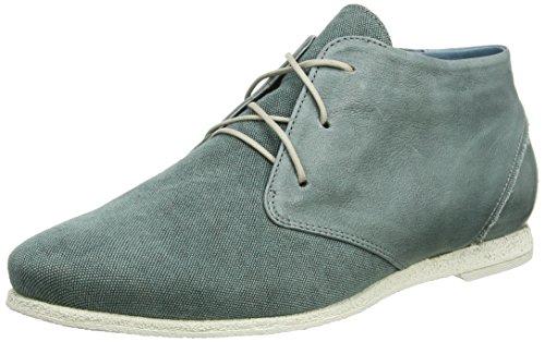 Think Shua_282025, Stivali Desert Boots Donna Verde (Agave/Kombi 65)