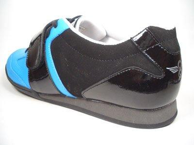 Creative Recreation Massino Premium, Leder Herren Schuhe, Black-Malibu CR118-20 Größe Euro 42 / US 9 / UK 8 / 27 cm