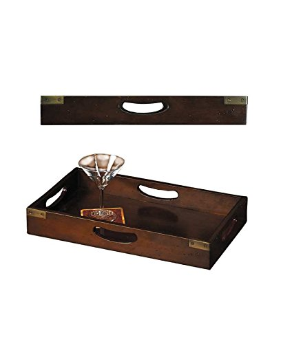 Park Avenue Collection Single Serve Tray