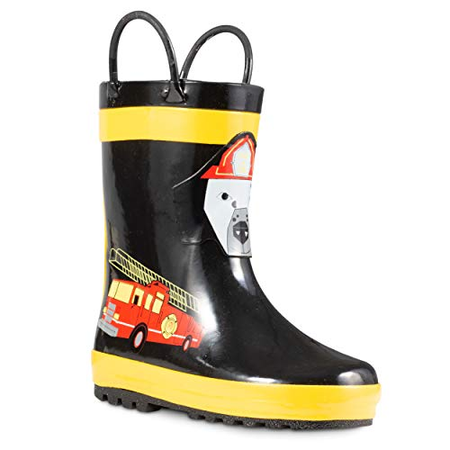 Used, ZOOGS Children's Rubber Rain Boots, Little Kids & Toddler, for sale  Delivered anywhere in USA