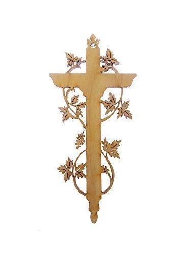 custom cross ornament religious christmas ornaments