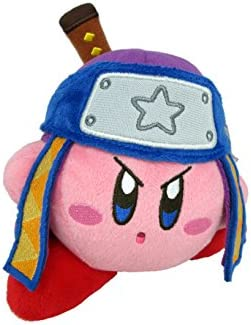 Kirbys Dream Land All Star Collection Ninja Kirby Juguete De ...