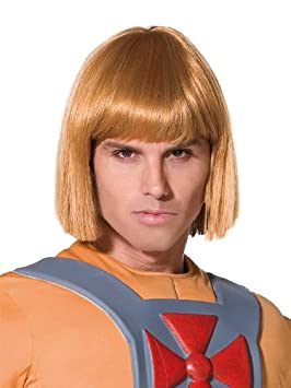 Smiffy´s He-Man peluca rubia
