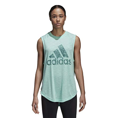 Clear de Winners tirantes Women's Muscle Green Adidas Mint Noble de Id Camiseta PtqdngxRd