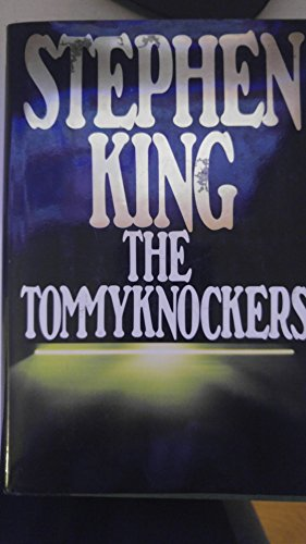 Stephen King Tommy Knockers 1st edition 1st print !