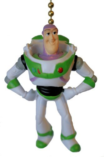 Disney Buzz Lightyear Ceiling Fan Light Pull