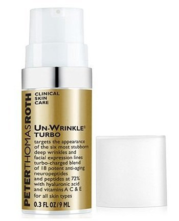 Amazon.com : Peter Thomas Roth Un Wrinkle Turbo, 0.3 oz, travel size : Body Lotions : Beauty