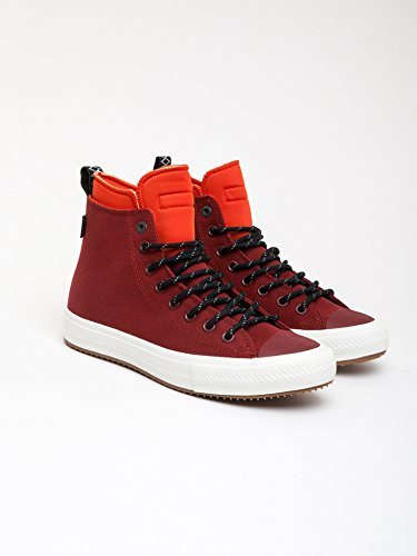 Red C Hi Ii As Signal Canvas Boot Shield Converse Ct Block Amaranto Fd8qq