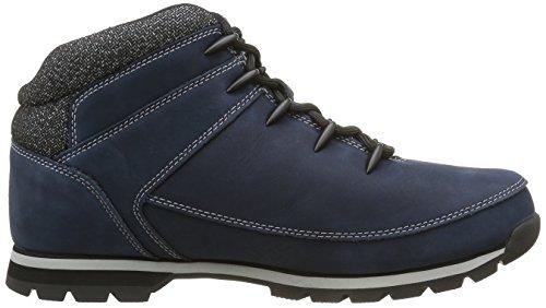 Timberland Euro Sprint Hiker, Zapatillas de Estar por Casa para Hombre azul (Blue)