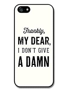AMAF ? Accessories Gone With The Wind Life & Love Inspirational Quote case for iphone 4s