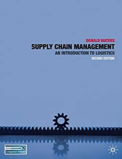 Operations management 10th edition by stevenson william hardcover supply chain management an introduction to logistics fandeluxe Image collections