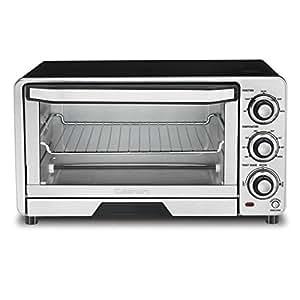 Amazon Com Cuisinart Tob 40 Custom Classic Toaster Oven