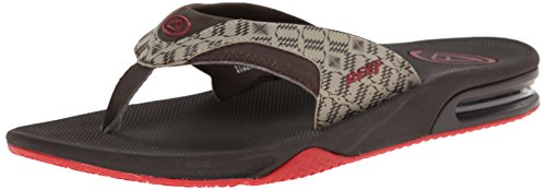 Reef Men's Fanning Prints Thong Sandal
