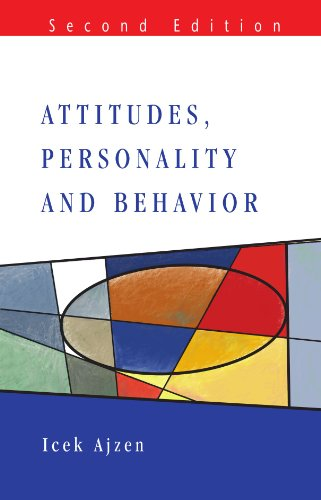 attitudes personality behavior ajzen Journal of research in science teaching vol 39, no 9, pp 819–844 (2002) comparing three attitude-behavior theories for predicting science teachers' intentions.