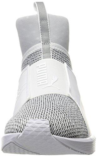 PUMA Women's Fierce Knit Cross Trainer Shoe