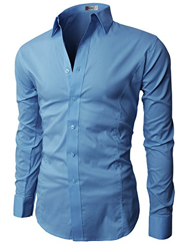 H2H Classic Shirts Breathable Various