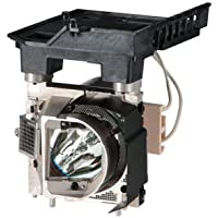 Nec NP20LP / 60003130 Replacement Projector Lamp (Original Philips Bulb Inside) with Housing by KCL