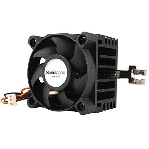 StarTech.com 50x50x41mm Socket 7/370 CPU Cooler Fan w/ Heatsink and TX3 and LP4 (FANP1003LD) (Best Air Coolers For I7 6700k)