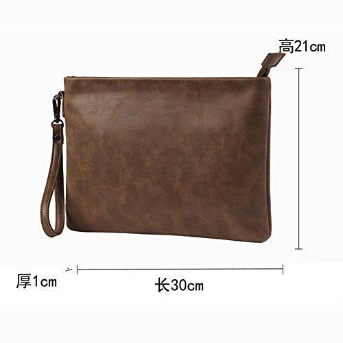 Brown Business Nabao Handbag Men's Casual Wallet 8wXd4