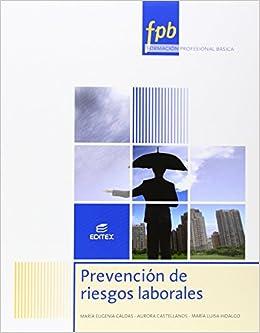 Prevención de riesgos laborales (Formación Profesional Básica)