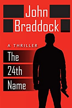 The 24th Name: A Thriller (Kindle Single)
