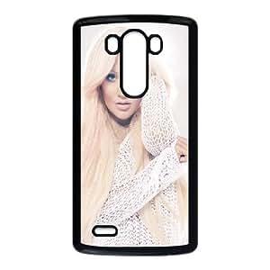 Christina Aguilera LG G3 Cell Phone Case BlackU0694027