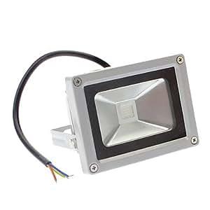10W Green Light LED Flood Lamp (85-265V)