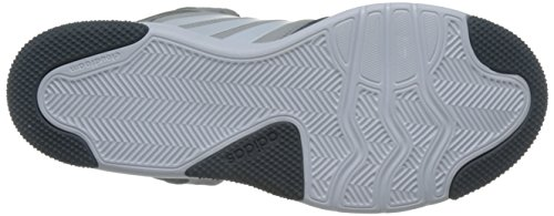 adidas CLOUDFOAM REWIND MID W - Zapatillas baloncesto para Mujer, Azul - (ONICLA/FTWBLA/PLAMAT) 37 1/3