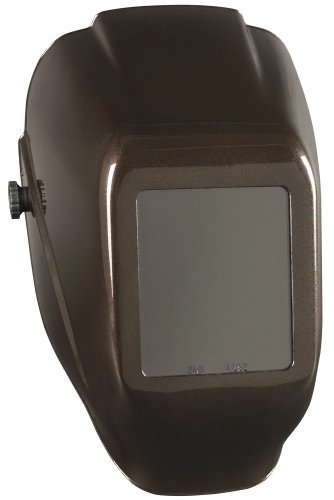 Jackson Safety 20508 W10 HLX 100 Heavy Metal Passive Welding Helmet, 5-1/4'' Length x 4-1/2'' Width (Pack of 2) by Kimberly Clark