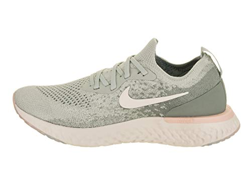 Light 001 Green React Mica Sneakers Wmnsepic Femme Nike Multicolore Sail Silver Flyknit Basses 60wCR