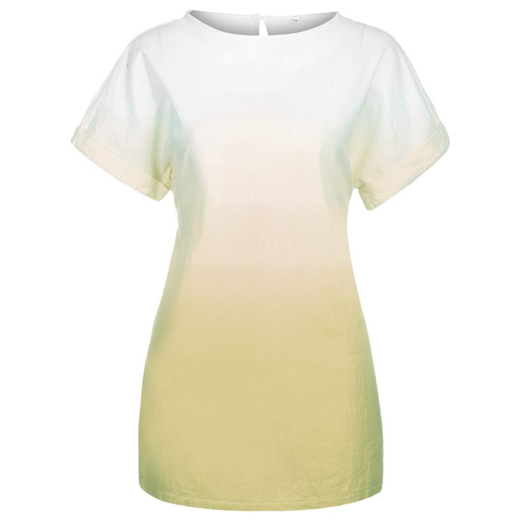 Green Cotton Top UK Sizes 6-16 Light Summer Frill Tunic Plus Ladies White