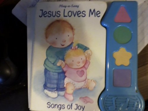 Read Online Jesus Loves Me (Play-a-Song) PDF