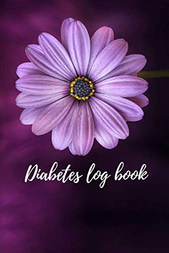 Diabetes log book: Glucose Levels & Meal Tracker. Easy Tracking & Perfect Bound of Meal, Blood Sugar and Insulin with Notes Diabetic Health Journal; Medical Diary, Organizer & Logbook For 2 Years