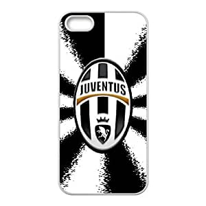 Juventus iPhone 5 5s Cell Phone Case White 8You281505