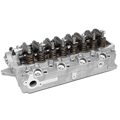 Cylinder Heads Fully Assembled - OE Style Aluminum Assembled Cylinder Head 8 Valve for Mitsubishi 4D56/4D56T 2.5 for Diesel Engine