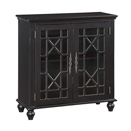 (Lexicon H181002 Rye Accent Cabinet Black)