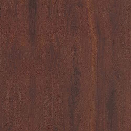 Laminate Floor Mahogany (Bevel-edge Wilsonart Sheet Laminate 4 x 8 - Windsor Mahogany)