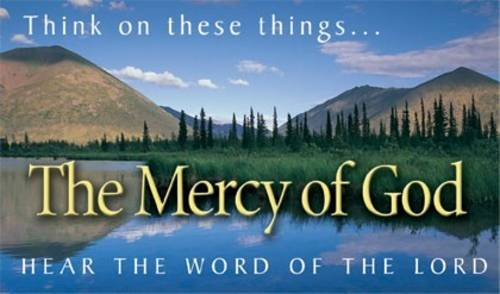 Download Pack of Tracts - The Mercy of God (50 Tracts): Think on These Things - Hear the Word of the Lord (Scripture Leaflet Tracts) pdf epub