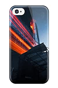 Premium Iphone 4/4s Case - Protective Skin - High Quality For Battlefield 3 Aftermath Video Game