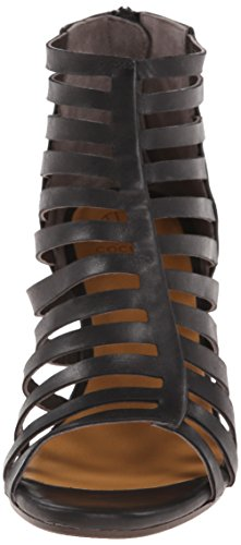 Women's Black Sandal Wedge Joni Coclico Ringo wH0Bq7wdx