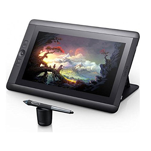 "Wacom Cintiq 13HD (DTK1300) 11.75"" x 6.75"" Active Area USB Tablet (Certified Refurbished)"