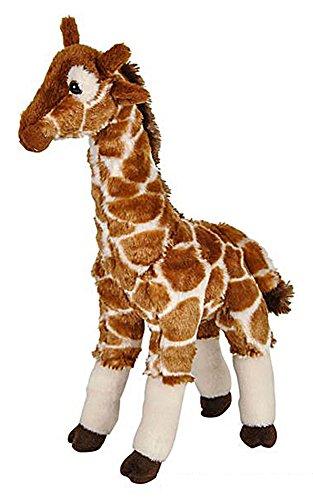 Giraffe Stuffed Animal Plush Floppy Zoo Animal Den Collection ()