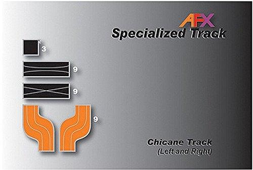 AFX Slot Track Chicane Set, L&R by AFX