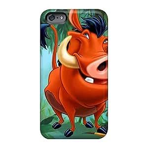 WandaDicks Iphone 6 High Quality Cell-phone Hard Covers Customized Vivid The Croods Pattern [tdI910dSti]