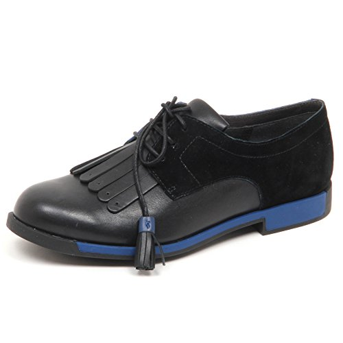Scarpa Shoe Nero Donna Blu Twins D8606 Without Box Woman CAMPER n6CwnSqx