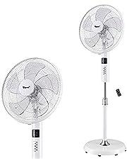 "Toyomi FS 4024R Stand Fan with Remote, 16"""