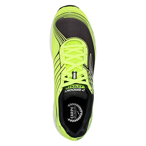 Brooks Homme Course Jaune Chaussures Lime De Asteria xwwPq0HrO