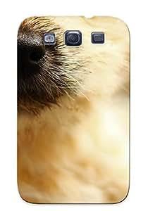 Storydnrmue Galaxy S3 Hybrid Tpu Case Cover Silicon Bumper Animal Puppy