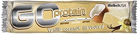 Go Protein Bar Vanilla + Coconut 21 x 80 g